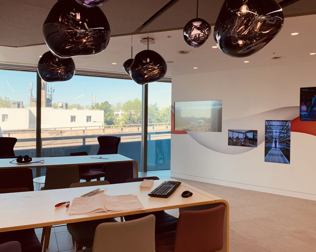 Finastra Office Room