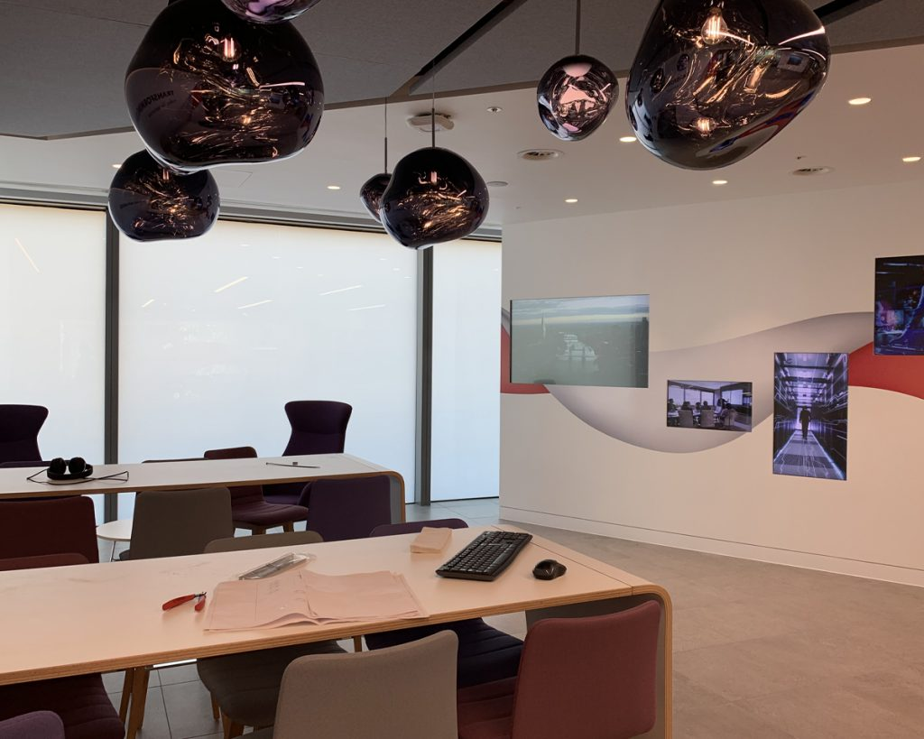 Finastra Office Room Interior
