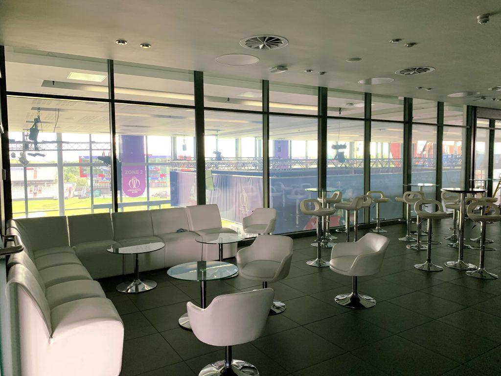 Reception Area Lancashire Cricket Club