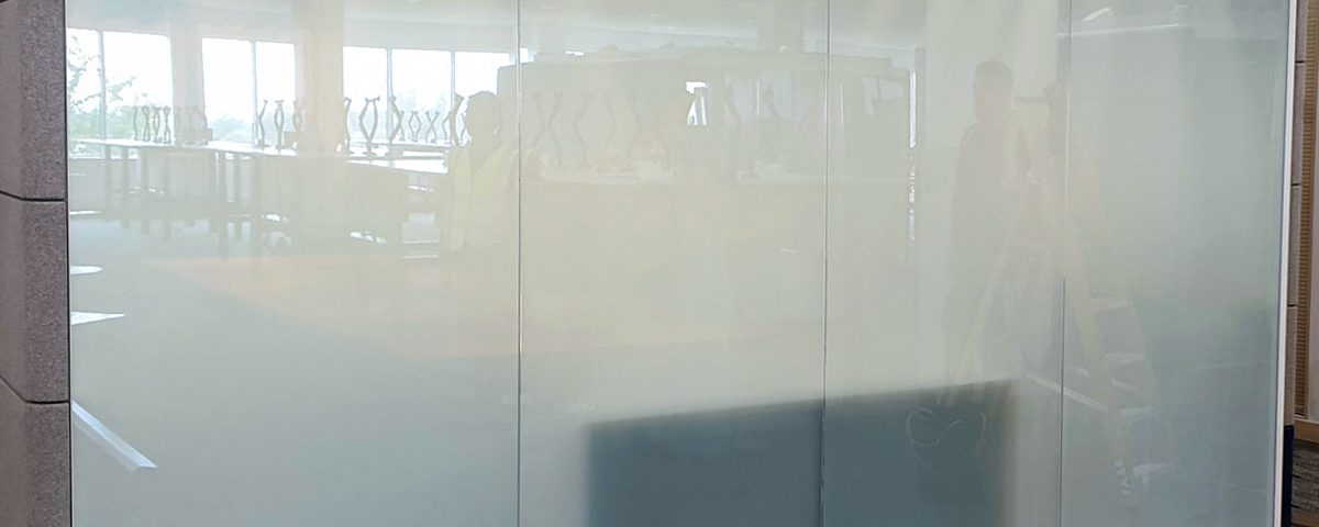 Frosted Smart Glass