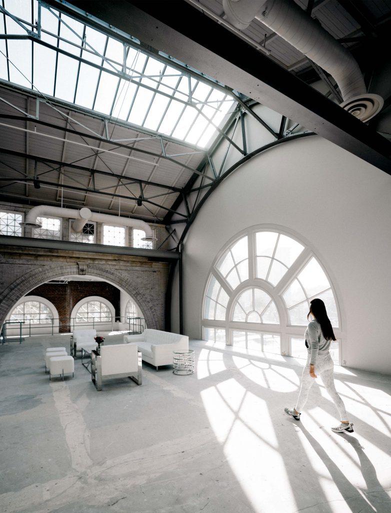 Industrial Loft Roof light