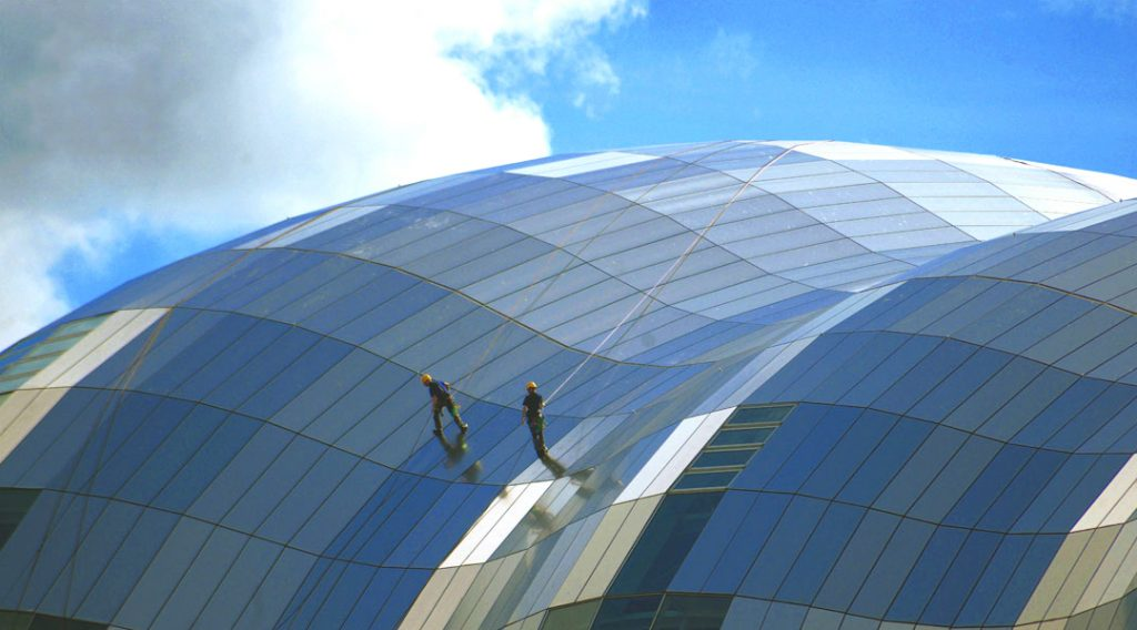 Parametric Roof Glass