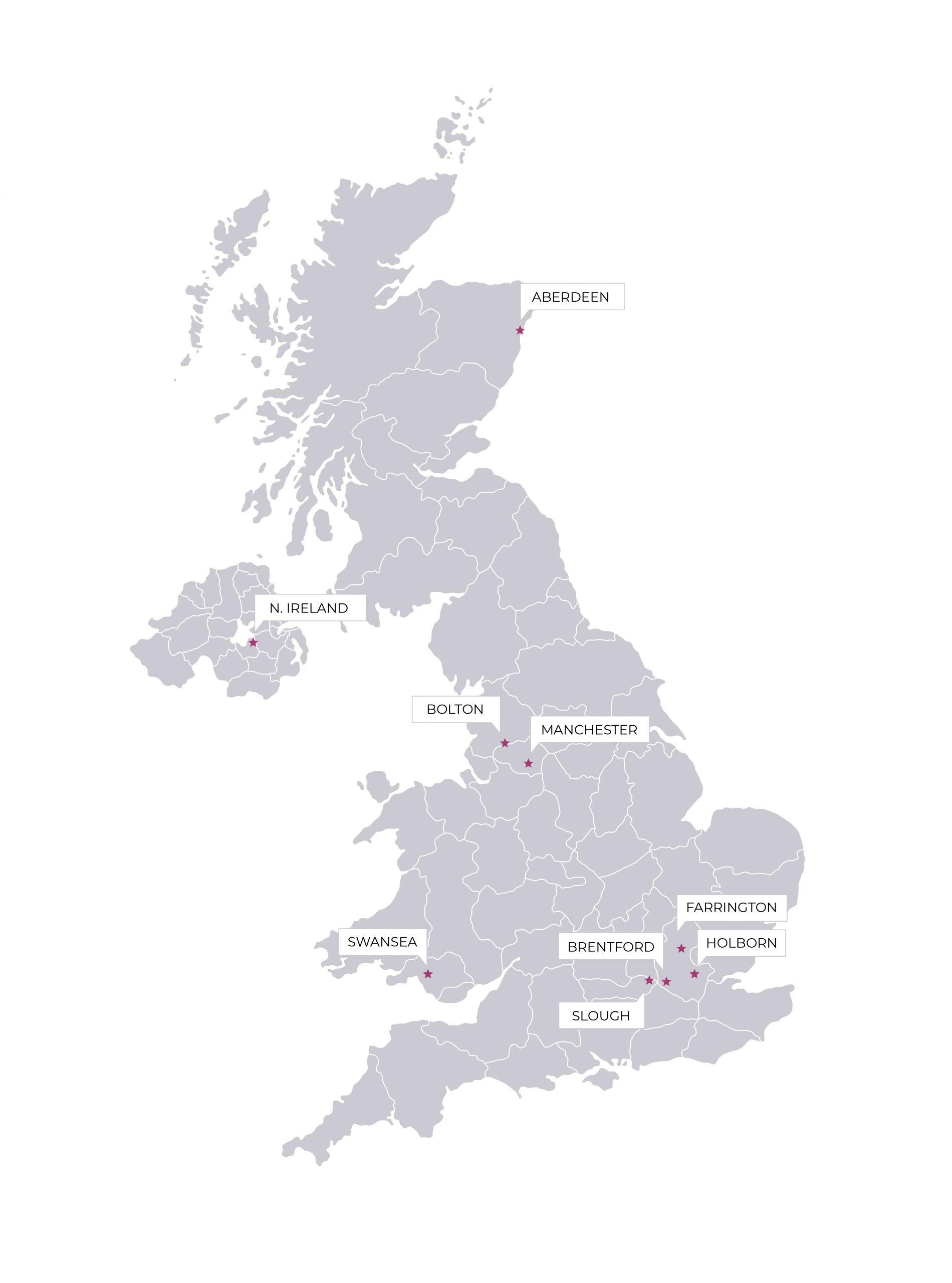 Demonstration Locations for Priviglaze