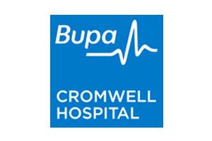 Bupa Cromwell Hospital logo