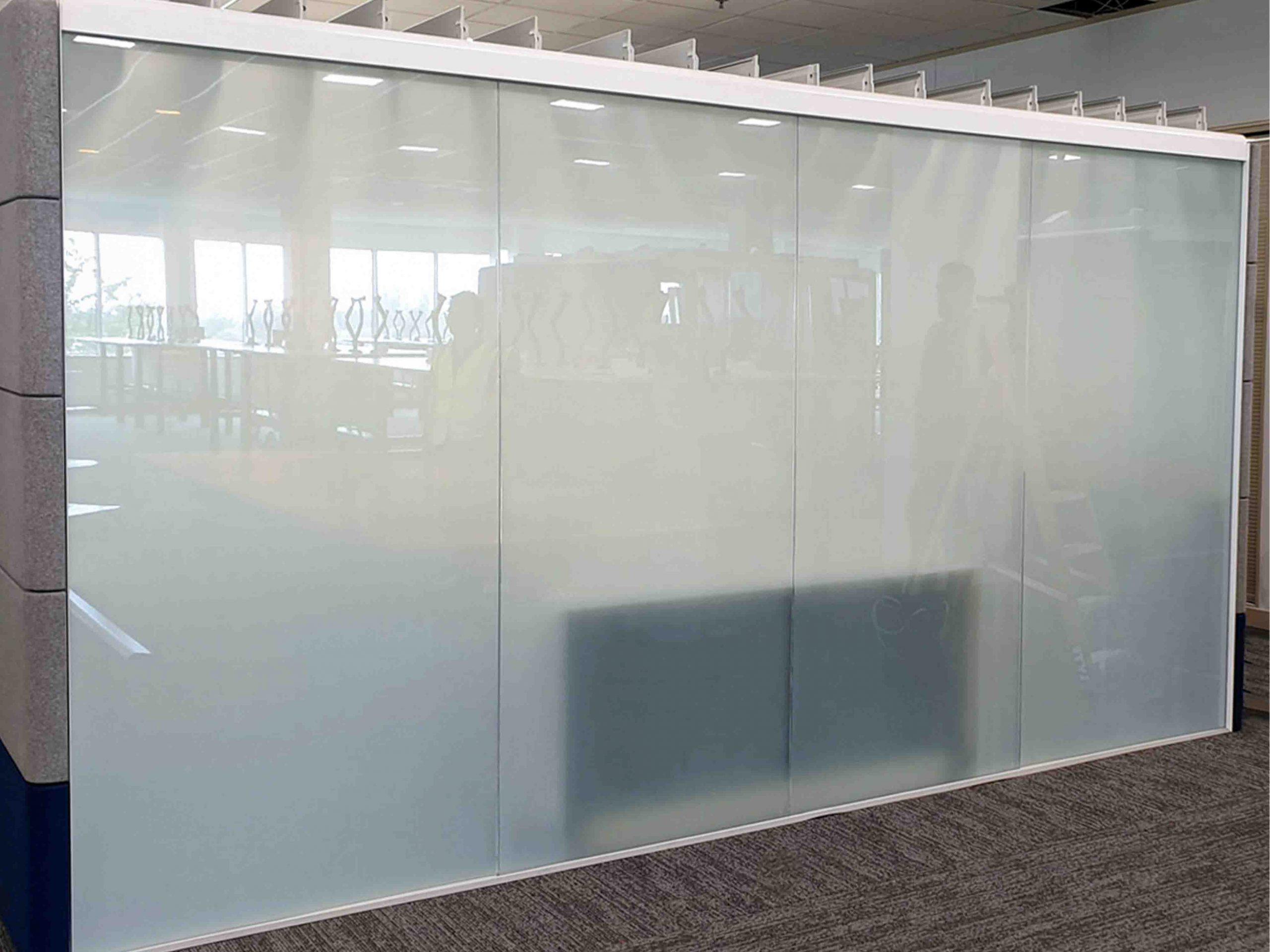 Single Glaze Smart Glass