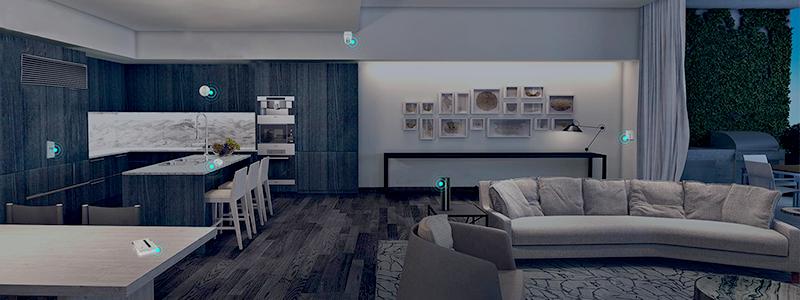 Smart Living Area
