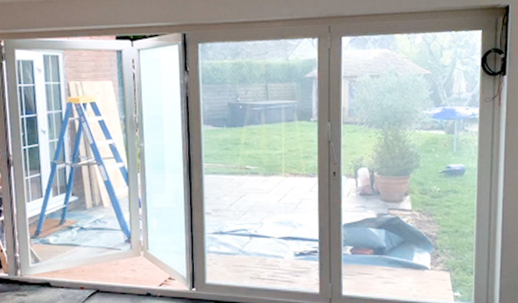 Bifold Glass Doors