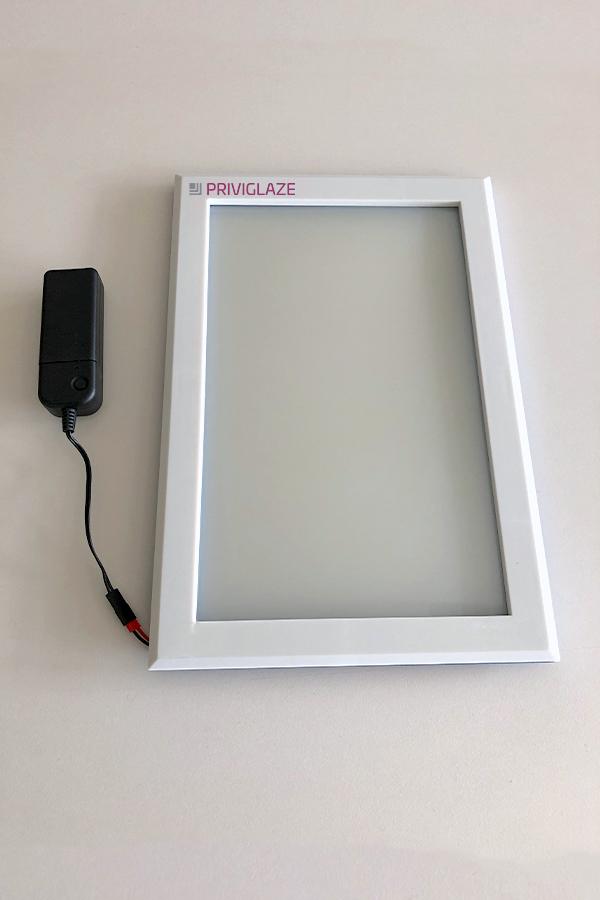 Smart Film Sample A4 Frame