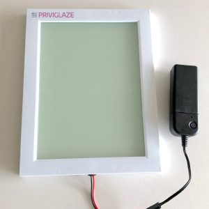 Smart Glass in A5 Frame