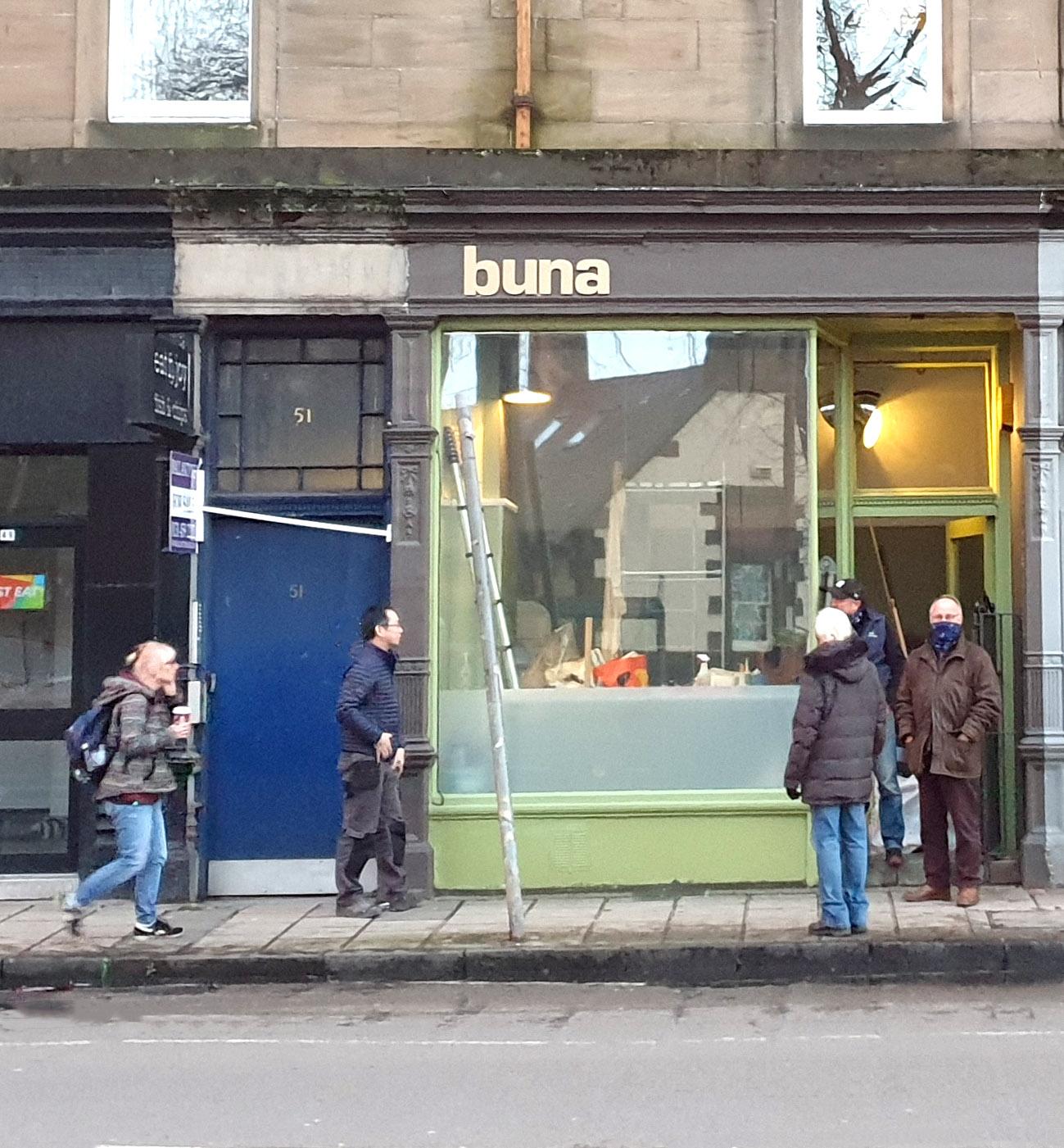 Shopfront Buna
