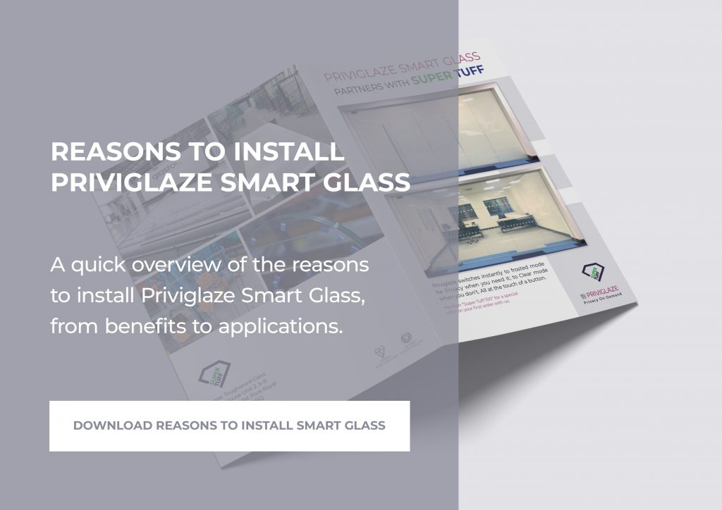 Reasons to Install Smart Glass